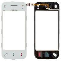 Сенсор (тачскрін) Nokia N97 White