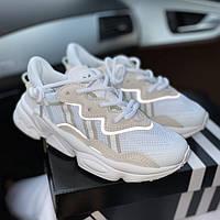 Женские кроссовки в стиле Adidas Ozweego Adipren (Топ реплика ААА+)