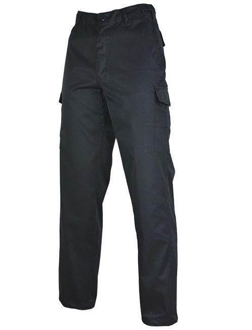 Штаны MilTec BDU, Ranger, Black 11810002