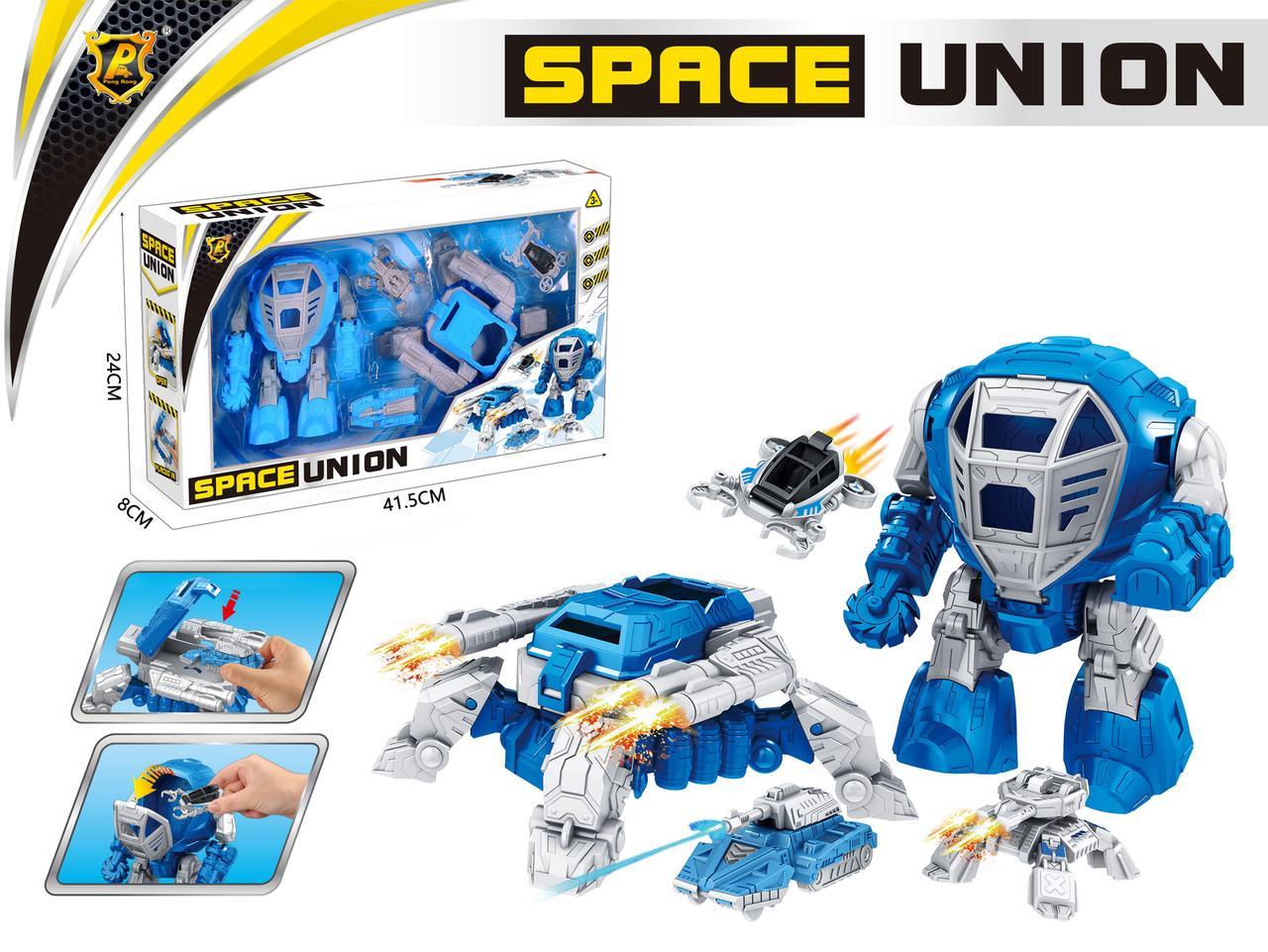 Космический робот-трансформер