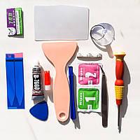 Инструменты для ремонта телефона (для замены дисплейного модуля, корпуса, рамки), набор MAX