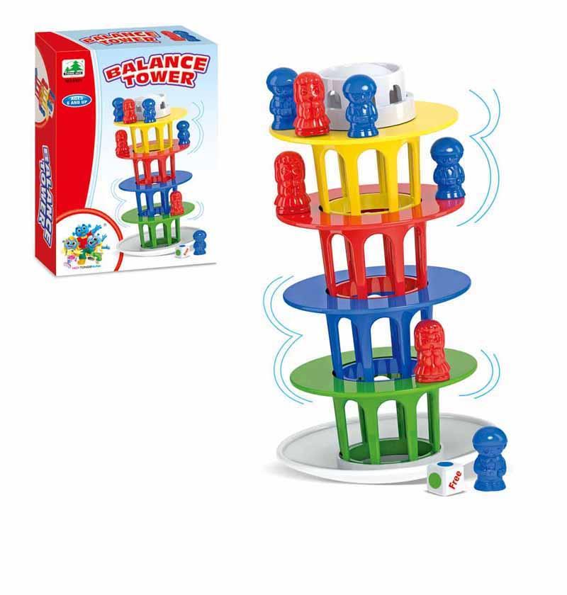 Игра Балансирующая башня