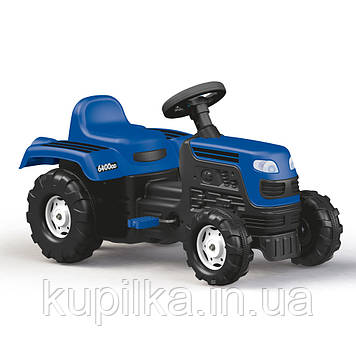 Трактор на педалях DOLU RANCHERO (8045) синій