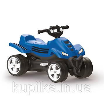 Квадроцикл на педалях DOLU (8065) синий