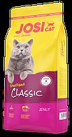 Сухой корм  JosiCat Sterilised Classic для стерилизованных котов 10КГ