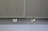 Fabiano Linea 60 inox декоративная кухонная вытяжка 60 см. нержавеющая сталь, фото 2