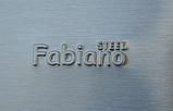 Fabiano Linea 60 inox декоративная кухонная вытяжка 60 см. нержавеющая сталь, фото 3