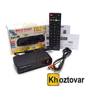 Ресивер цифрового телебачення T2 120mm