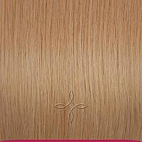 Натуральные славянские волосы на трессе 55-60 см 100 грамм, Пшеничный №14