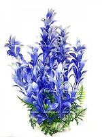 Искусственное растение для аквариума Р034255-20 см