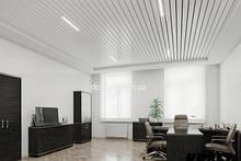 Кубообразная рейка ширина профиля 88 мм белый/серый/черный высота -35 мм