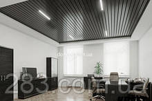 Кубообразная рейка ширина профиля 88 мм белый/серый/черный высота - 80 мм
