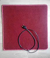 Коврик с подогревом 55х55см - теплый коврик электрический, фото 1