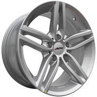 AUTEC Kitano R18 W8 PCD5x120 ET30 DIA72.6 Brilliant Silver