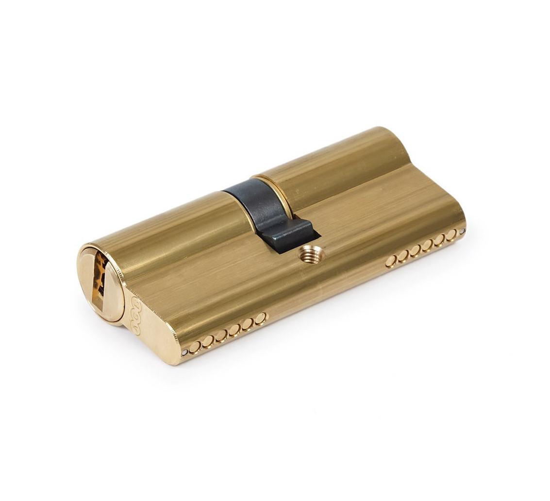 Цилиндр замка AGB Scudo 5000 PS ключ/ключ латунь 66 мм (33х33)