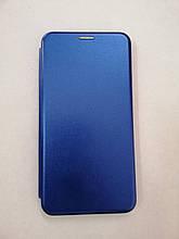 Чехол-книжка Samsung A21 Level Blue