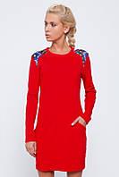 Женское платье с орнаментом, фото 1
