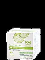 """Универсальный крем для лица от ТМ """"Dr.Sante"""" Cucumber Balance Control, 50 мл."""