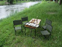 Меблі для пікніка і відпочинку