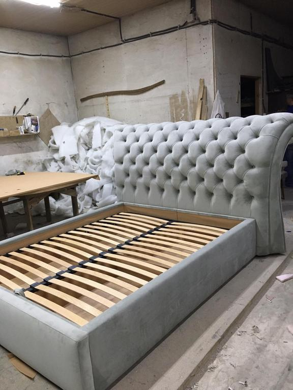 Двоспальне ліжко Честерфілд 10