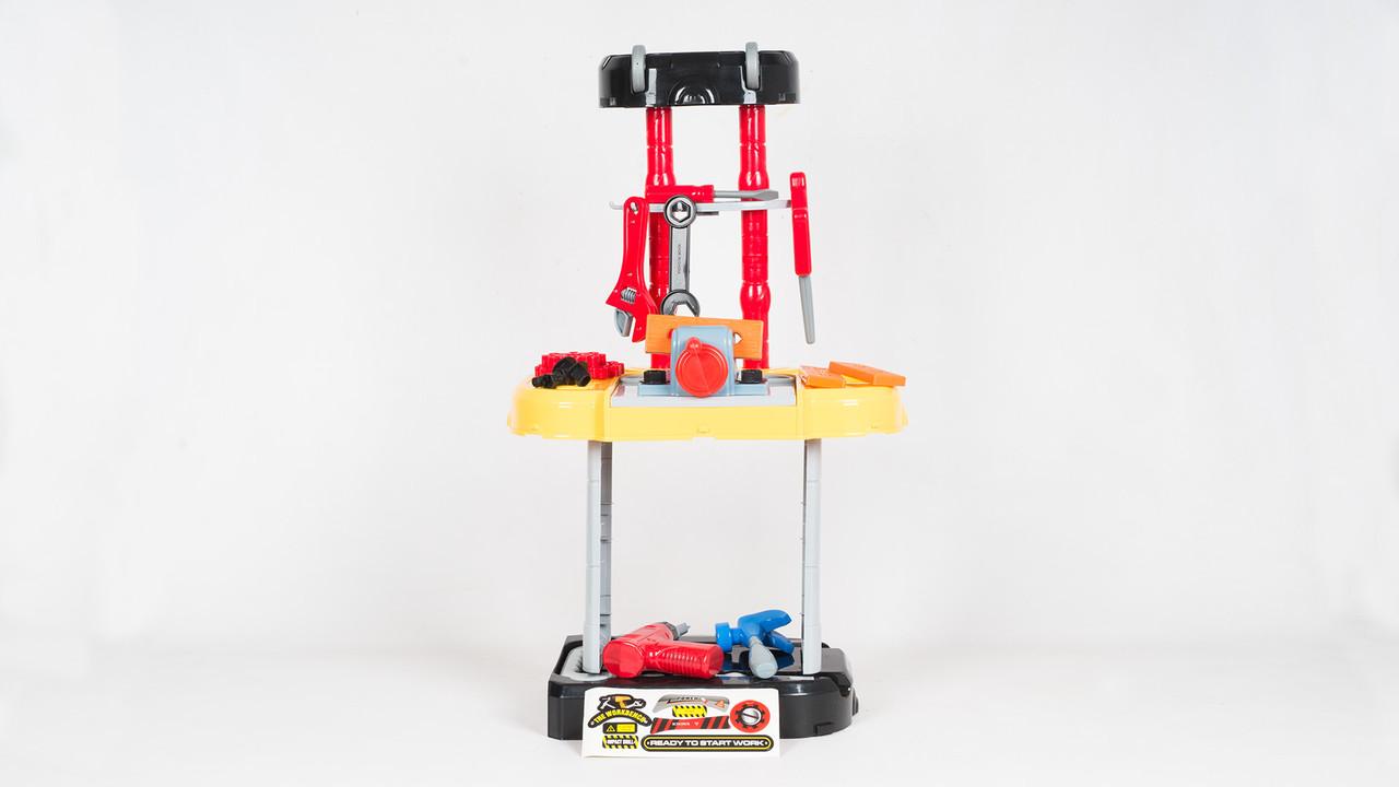 Дитячий набір інструментів маленький інженер W077. 38 елементів.