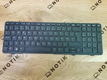 Клавиатура для ноутбука HP ProBook 650 G1 655 G1 ОРИГИНАЛ (736649-091)