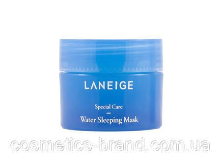 Нічна зволожуюча маска з талою льодовиковою водою LANEIGE WATER SLEEPING MASK, 15 мл