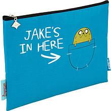 Пенал Kite Adventure Time AT17-687