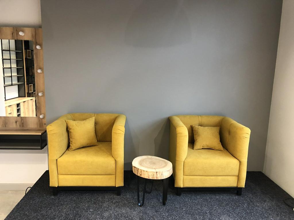 Індивідуальні м'які меблі. 5