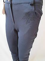 Школьные штаны на байке для девочек., фото 1