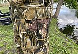 """Костюм для рыбалки и охоты Mavens """"Камыш"""", одежда камуфляж, размеры 46-60, фото 4"""