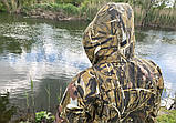 """Костюм для рыбалки и охоты Mavens """"Камыш"""", одежда камуфляж, размеры 46-60, фото 5"""