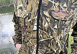 """Костюм для рыбалки и охоты Mavens """"Камыш"""", одежда камуфляж, размеры 46-60, фото 6"""