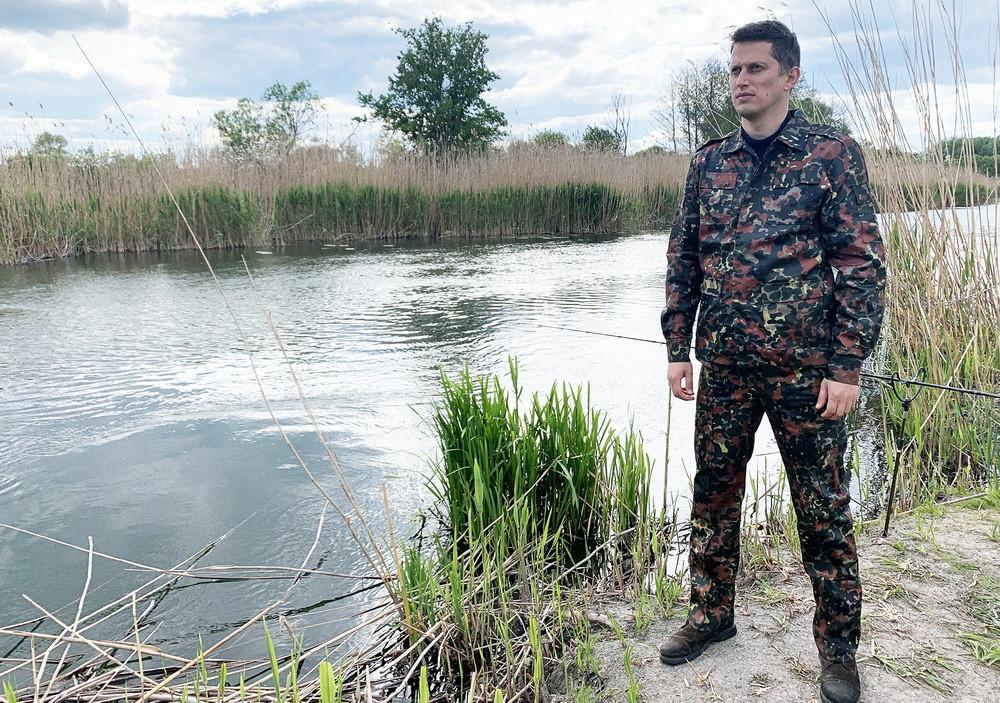 """Камуфляжный костюм Mavens """"Бундесвер"""", одежда для охоты и рыбалки, размеры 46-60"""