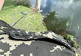 """Камуфляжний костюм Mavens """"Прикордонник"""", для полювання і риболовлі, одяг, розміри 62-64, фото 3"""