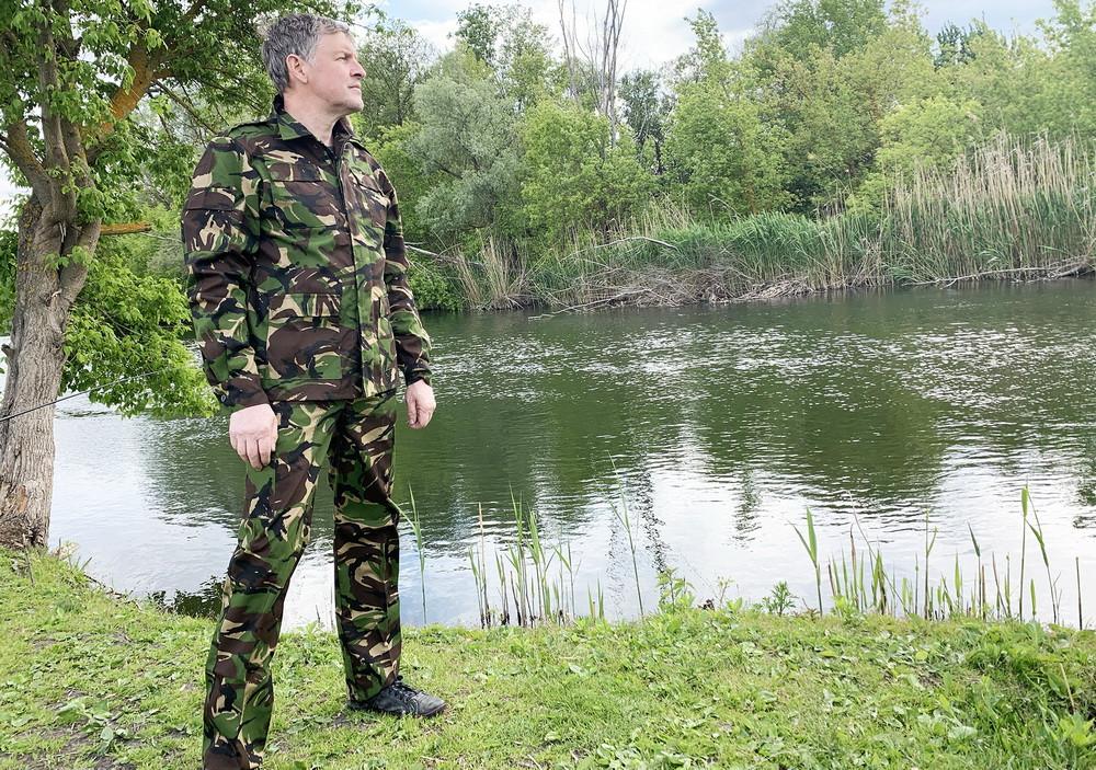 """Камуфляжный костюм Mavens """"Британия"""", одежда для охоты и рыбалки, размеры 44-60"""