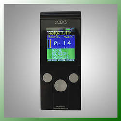 Индикатор радиоактивности (дозиметр) СОЭКС-01M