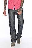 Джинсы мужские Franco Benussi FB 1242 темно-серые, фото 4