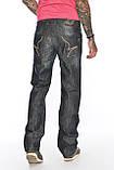 Джинсы мужские Franco Benussi FB 1242 темно-серые, фото 10