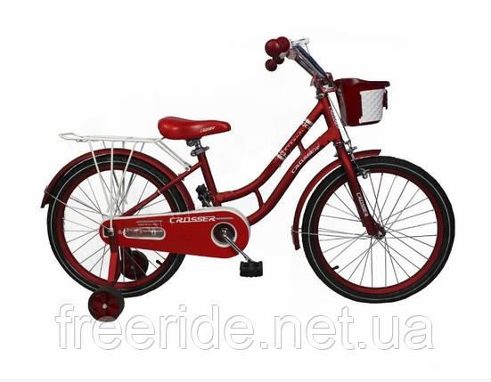 Детский Велосипед Crosser Eternal 16, фото 2