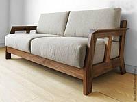 """Мягкий диван """"Гобс"""", деревянный диван, диван из дереваи"""