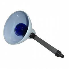 Синяя лампа Kvartsiko- СЛ МИНИНА ( ручная )