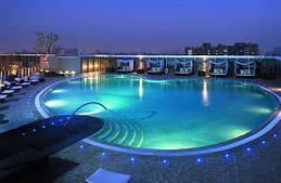 Освещение для бассейнов