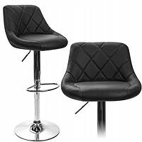 Барный стул оборотный Black