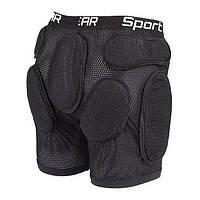 Защитные шорты Sport Gear black