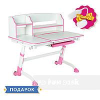 Растущая детская парта FunDesk Amare II Pink