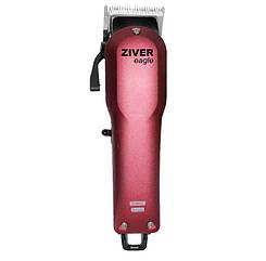 Машинка для стрижки волос Ziver-216 Eagle (аккумуляторно-сетевая) Red Цвет красный Праймед