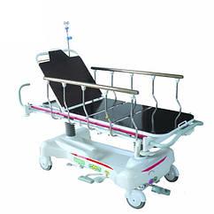 Транспортна медична ліжко BT-TR 018 Праймед