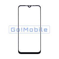 Стекло (для ремонта дисплея) Xiaomi Redmi Note 8, черное