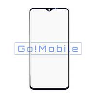 Стекло (для ремонта дисплея) Xiaomi Redmi Note 8 Pro, черное